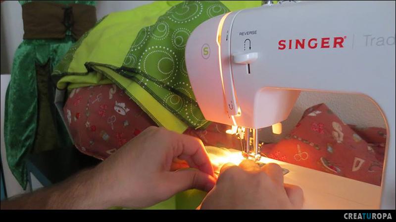 crear una prenda - coser