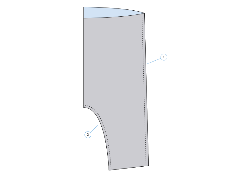Cómo Hacer unos Pantalones de Bebé DIY (talla 6-9 meses)
