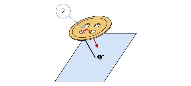 Como poner un botón paso 2