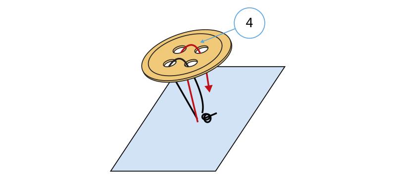 Como poner un botón paso 4