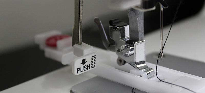 Cómo coser un ojal paso 7