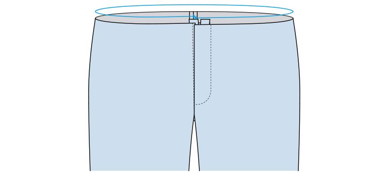 Cómo medir la cintura